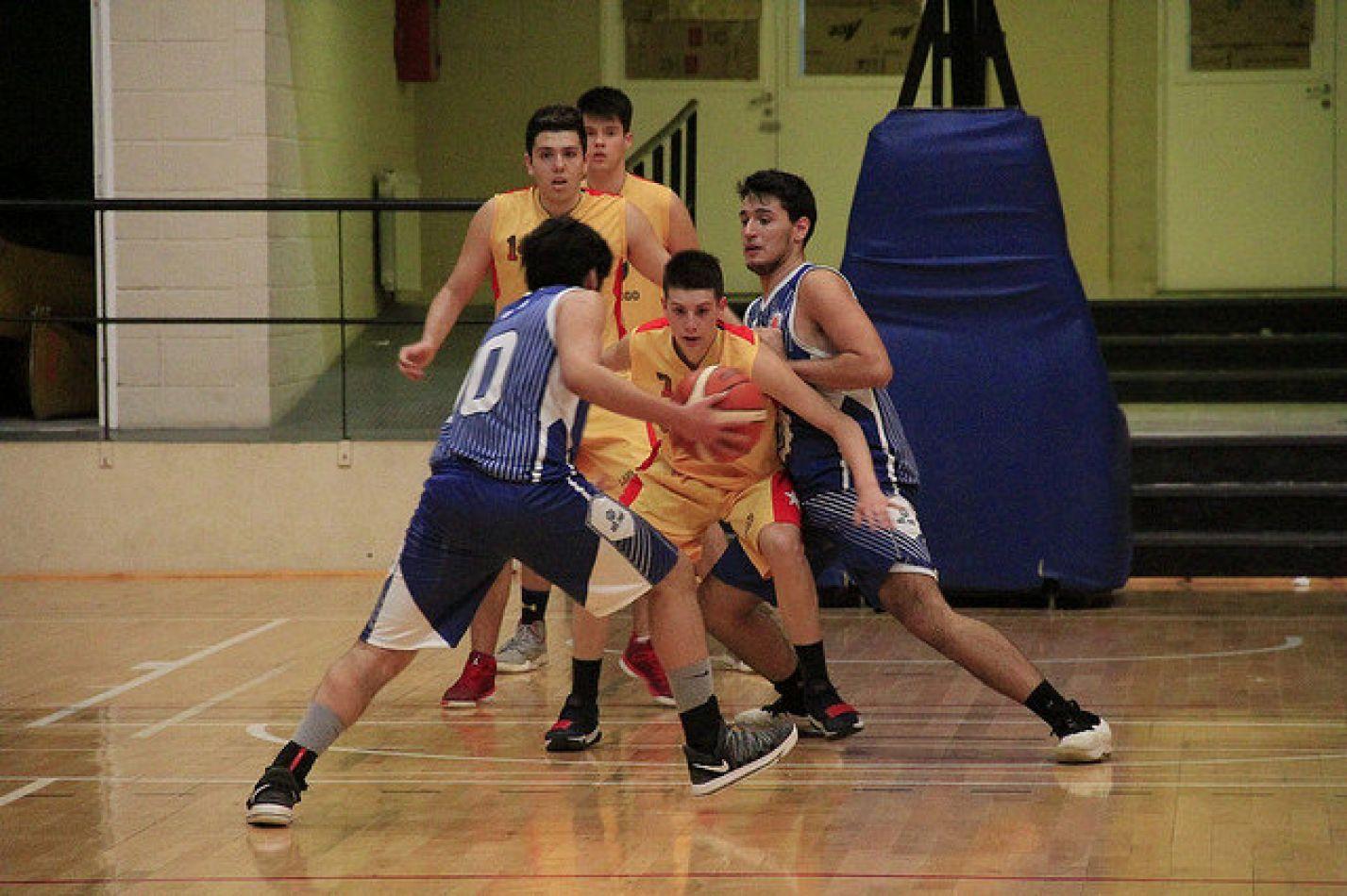 UOM avanza a la instancia nacional en basquet