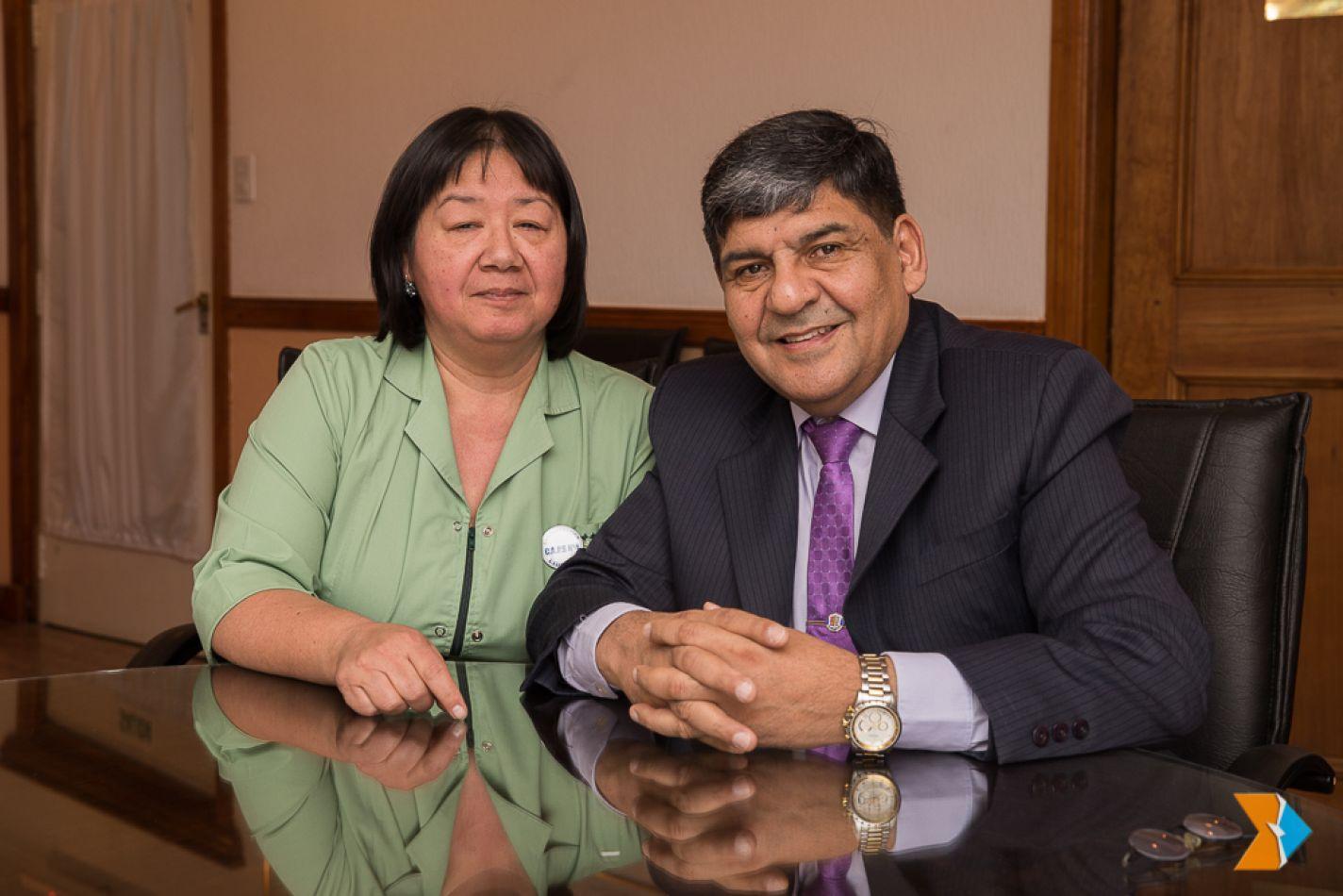 """Asociación """"Te quiero Paraguay"""" presentó actividades para los ushuaienses"""