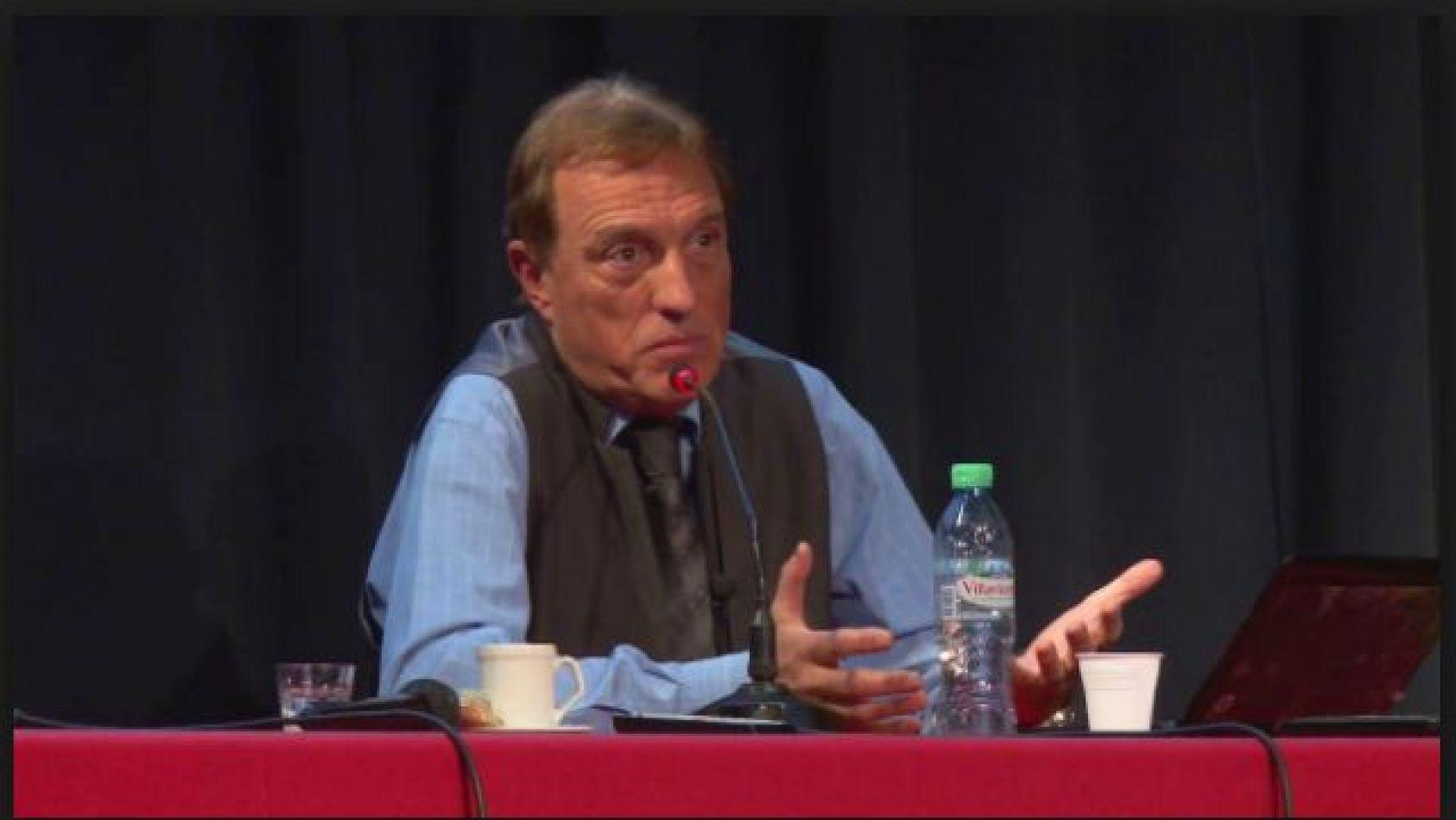 Doctor en Ciencias Jurídicas, Ricardo Dutto.