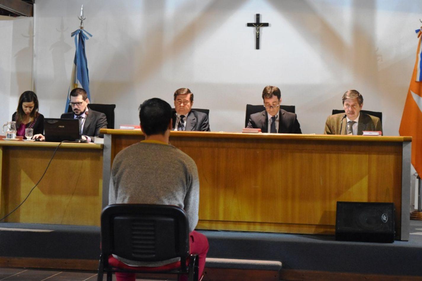 Acusado de asesinar a Altamiranda declaró y mañana se desarrollan alegatos