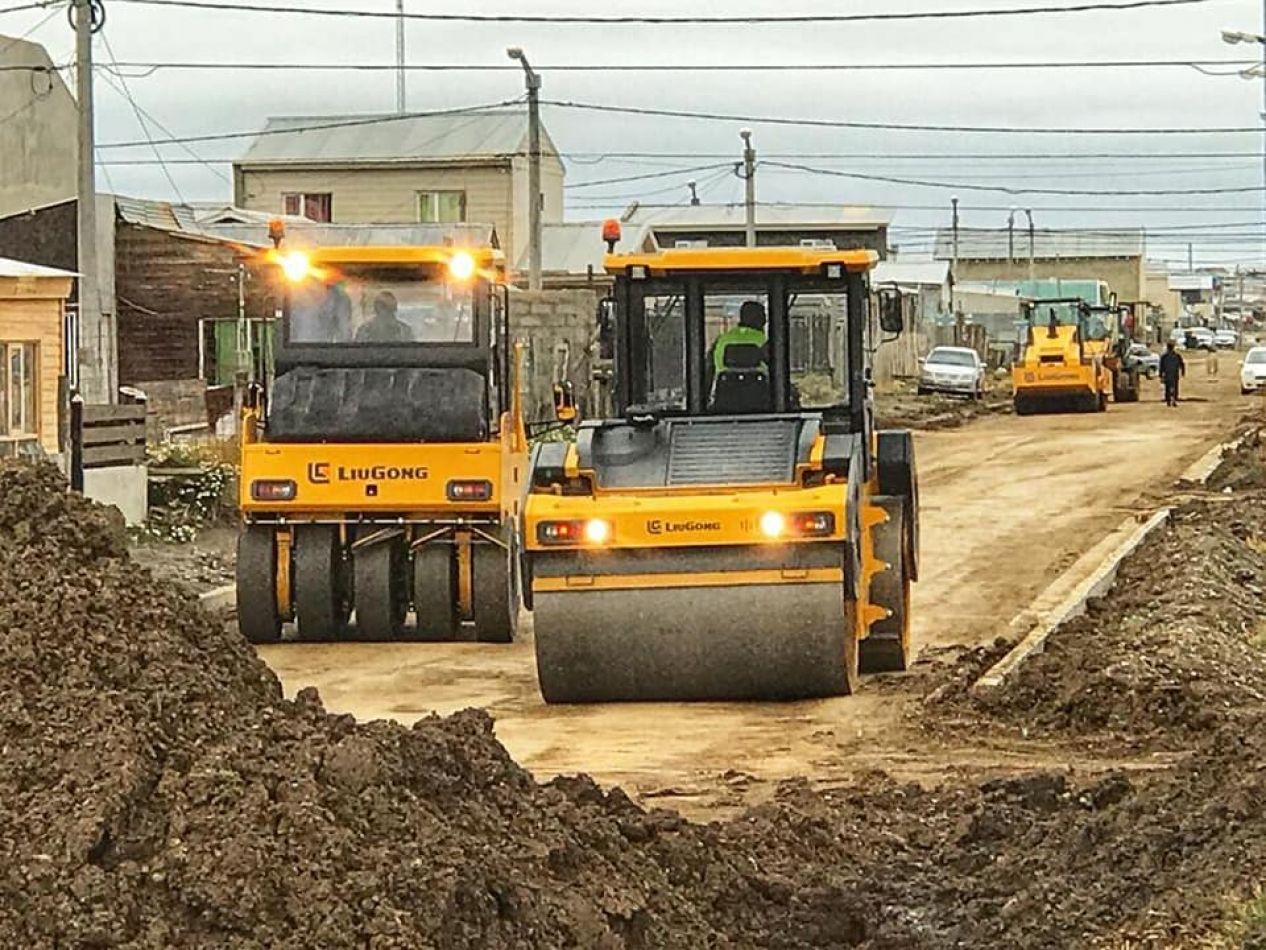 Más obras para los vecinos de Río Grande