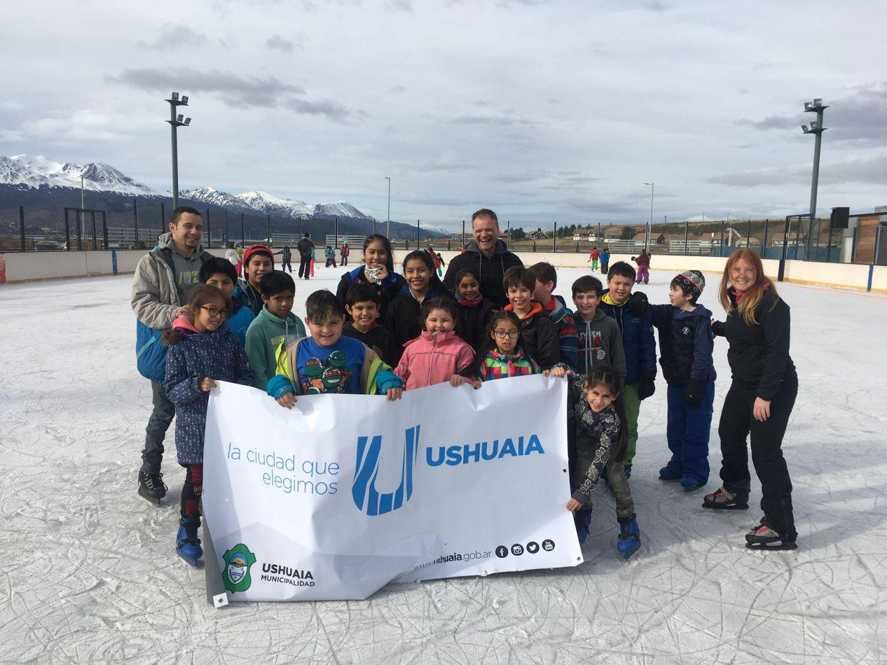 Abren inscripciones para colonias de invierno de barrios de Ushuaia
