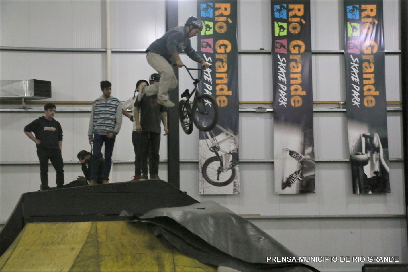 Skate Park de Río Grande