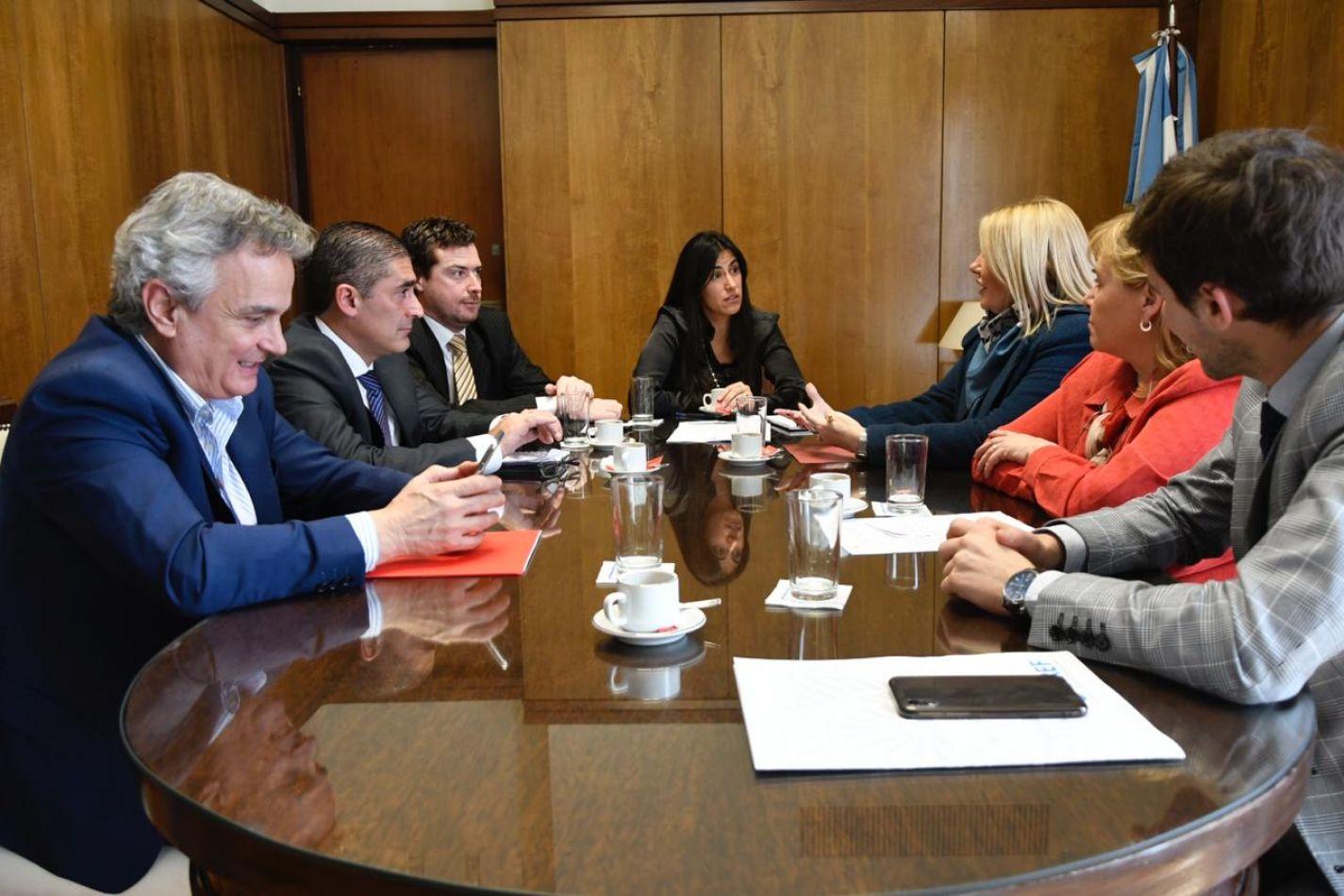 Bertone gestiona ante la AFIP la suspensión de las ejecuciones fiscales en TDF