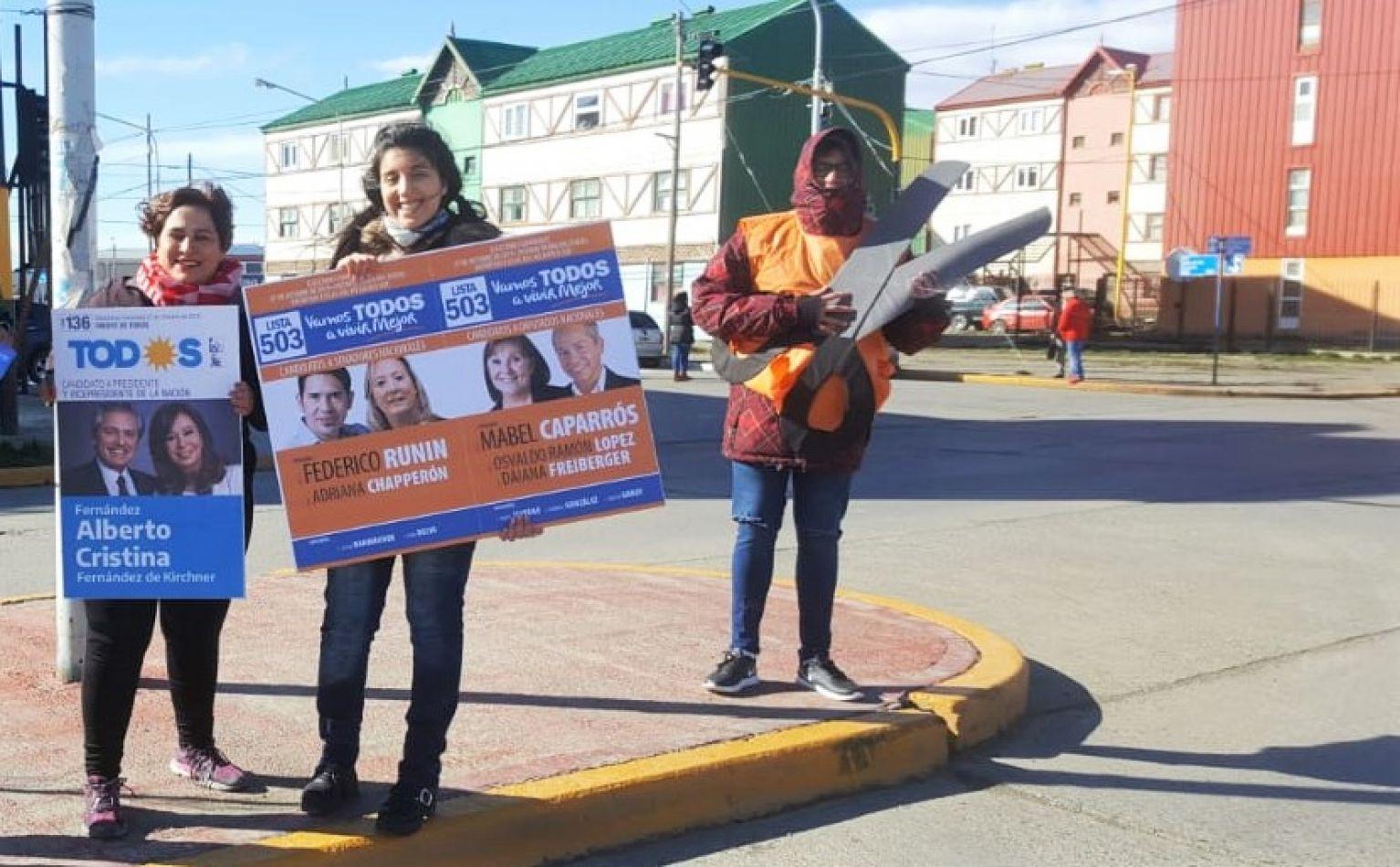 Forja sigue promoviendo entre los vecinos el corte de boletas