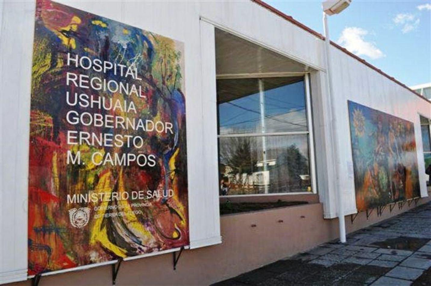 Hospital Regional de Ushuaia