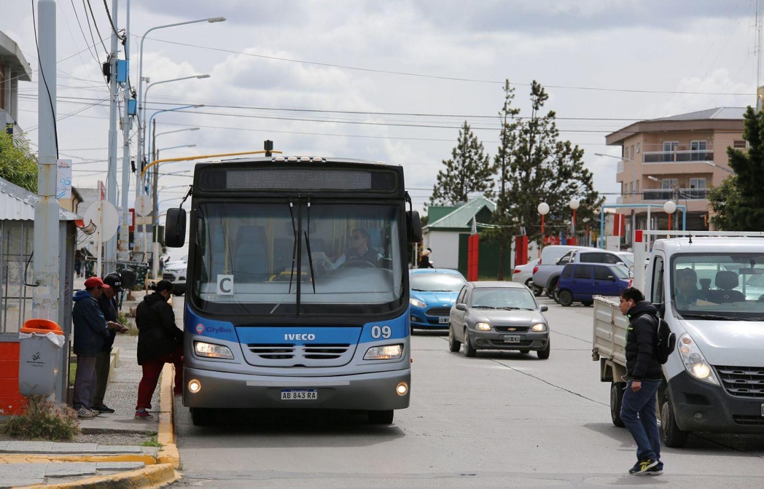 Runín destacó el logro del servicio de transporte