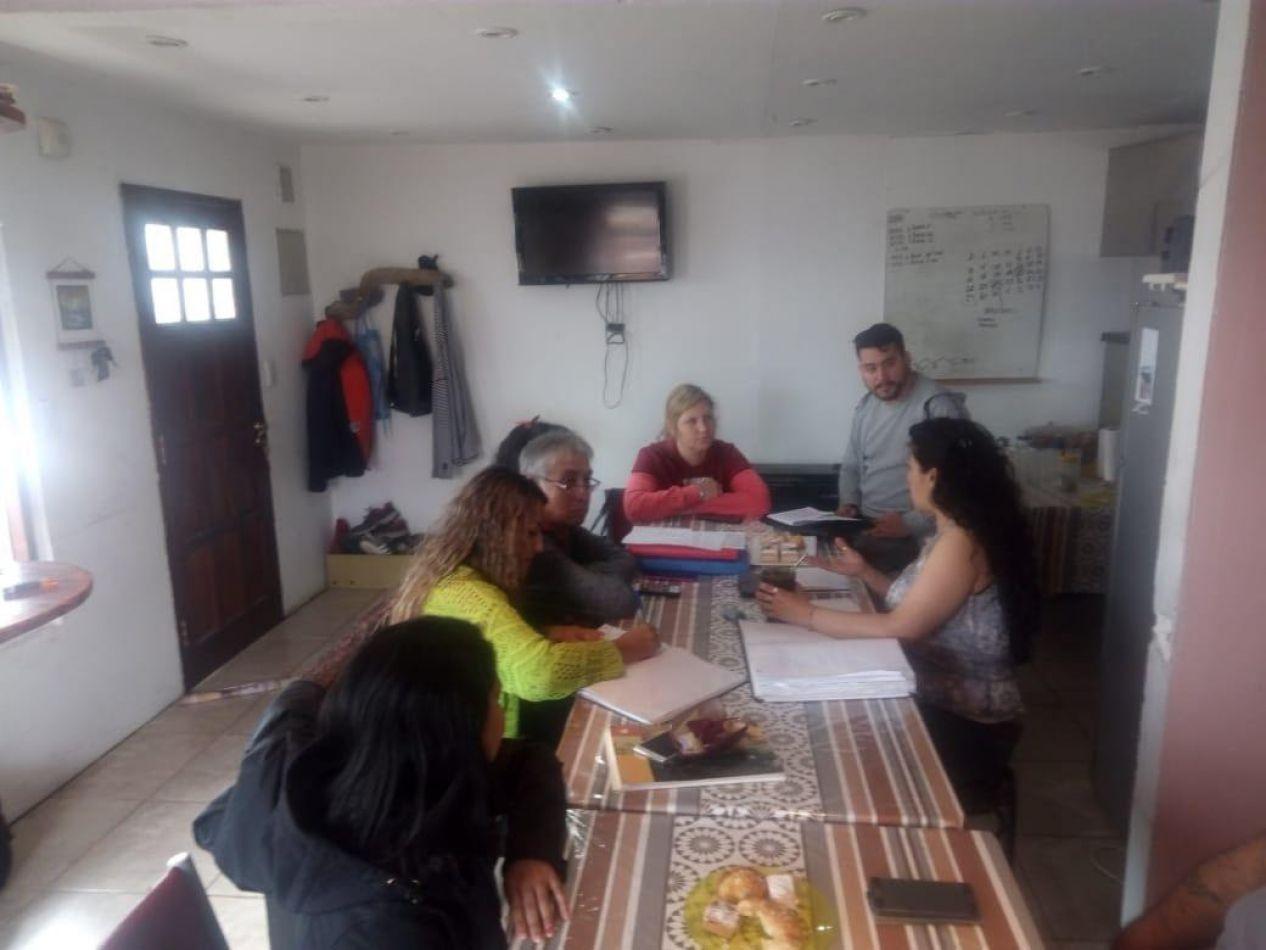 La Ministra de Salud se reunió con familiares de pacientes electro dependientes