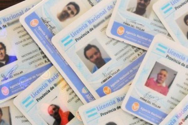 La Licencia Unica de Conducir se tramita en el CGP Padre Zink.