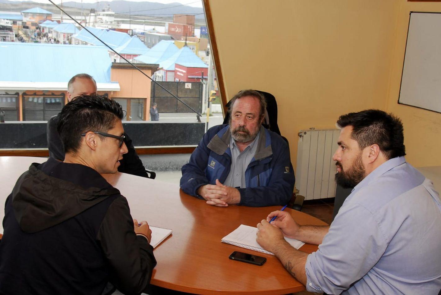 Coordinan acciones conjuntas el Municipio y el Museo Marítimo