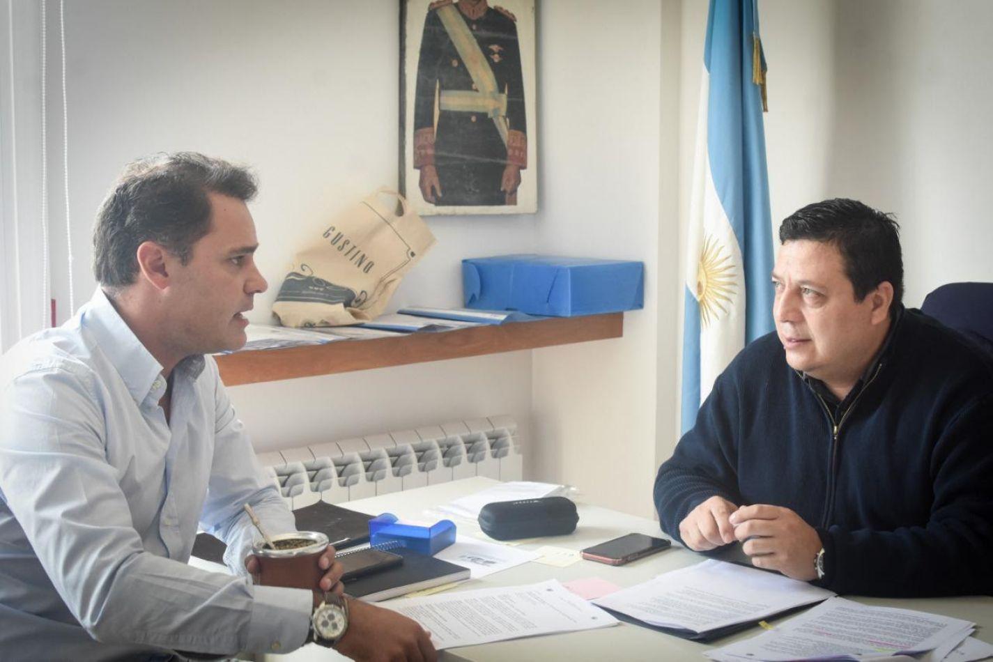 """Se impulsa el proyecto  """"Ushuaia sin baterias"""" para personas con discapacidad"""