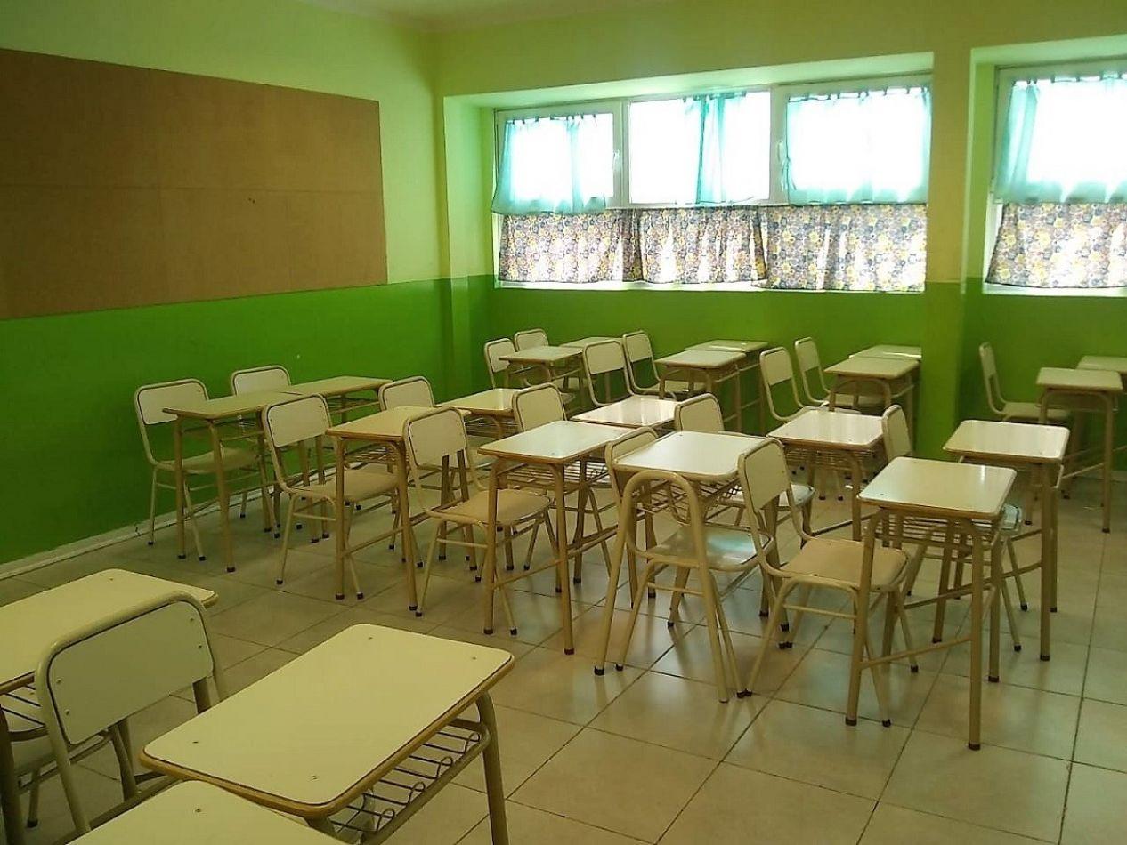 """Todas las escuelas estarán """"en condiciones de uso"""""""
