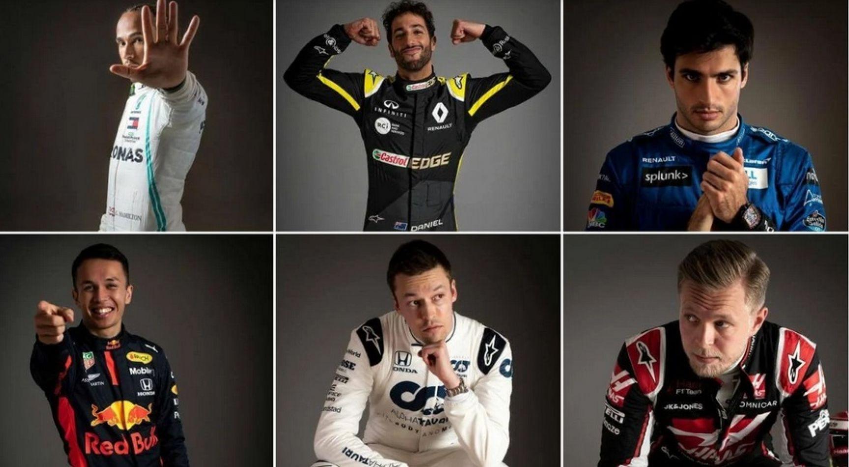 La Fórmula Uno 2020 arrancará el próximo domingo en Austria