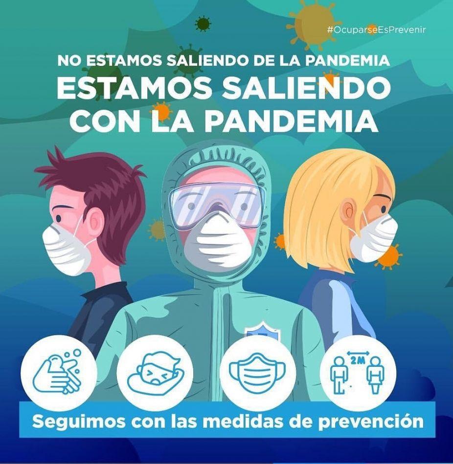 Municipio de Ushuaia recomienda profundizar los controles por COVID-19