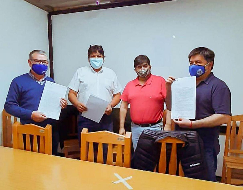 Hubo acuerdo entre trabajadores y la administración de la OSEF