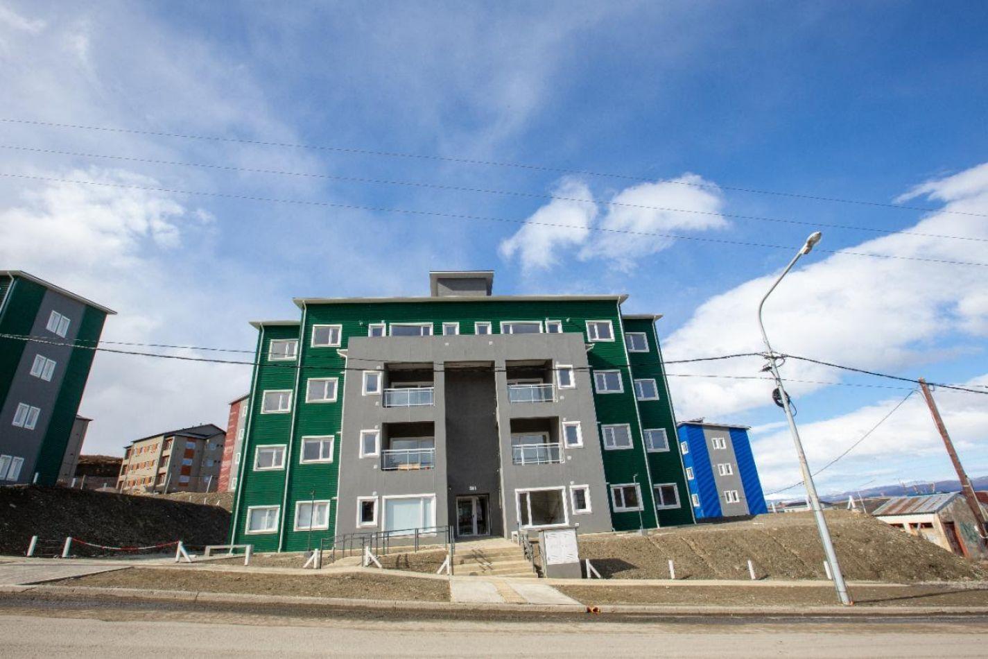 Nueva entrega de viviendas PROCREAR en la ciudad de Ushuaia
