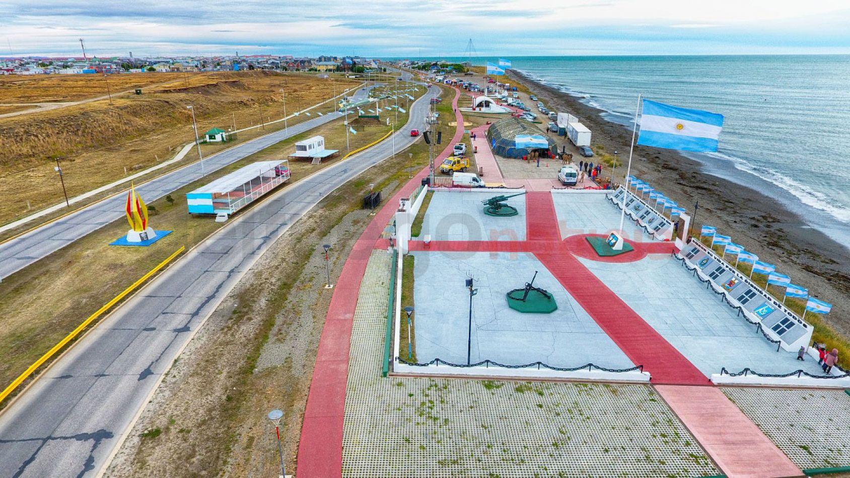 No habrá Carpa de la Dignidad ni Desfile por los Caídos en Malvinas.