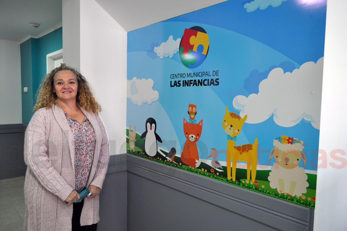 Dra. Andrea Mineiro, directora del Centro Municipal de las Infancias.