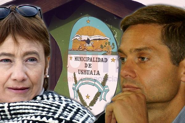 Fabiana Ríos y Federico Sciurano, una vez más, enfrentados.