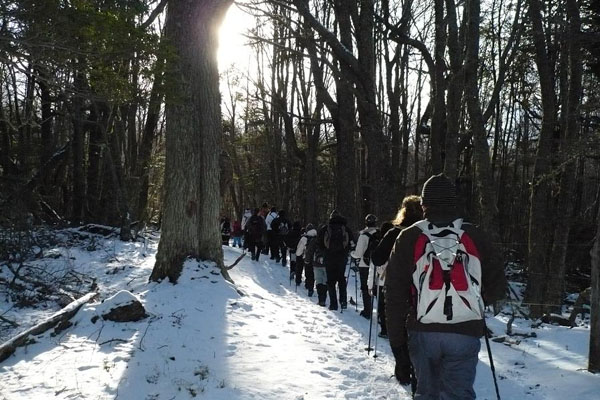 El Club Andino Río Grande organiza un nuevo trekking.