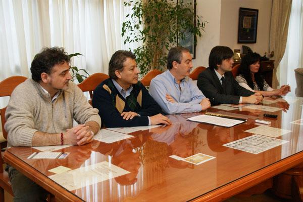 La rúbrica del conveniose realizó el miércoles por la mañana en Río Grande.