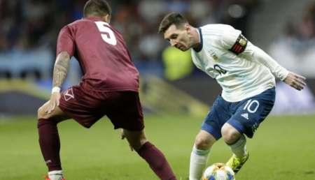 Inesperada derrota de Argentina ante Venezuela