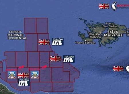Se adjudicaron 18 áreas offshore para exploración de hidrocarburos por 754 millones de dólares