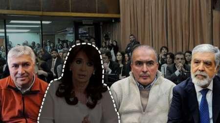 Cristina Kirchner, al banquillo