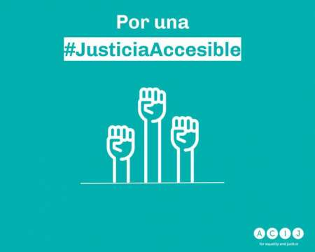 Denunciaron por discriminación al portal de la Justicia de la Nación