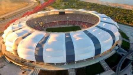 Santiago del Estero  dispone del estadio más moderno del país