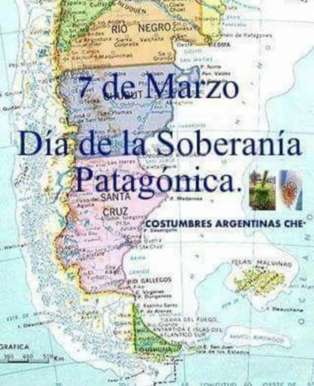 Día de la Soberanía Patagónica