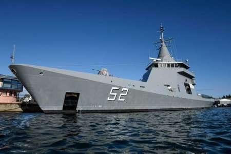 Naval Group entrega el ARA Piedrabuena a la Argentina