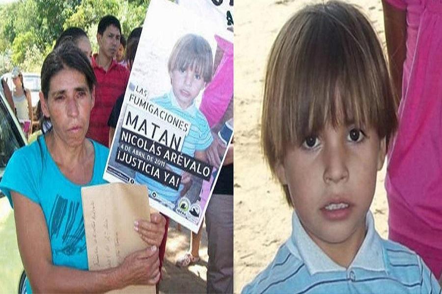 Argentina hará el primer juicio por homicidio por intoxicación con agrotóxicos