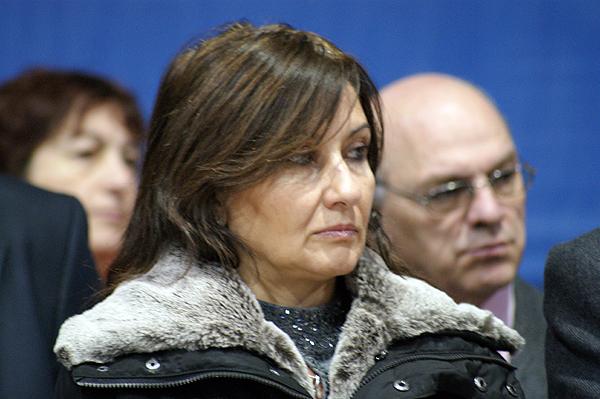 Ministro de Educación de Tierra del Fuego, Amanda Del Corro.