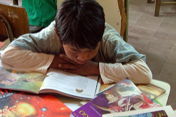 Las provincias del norte siguen siendo las menos alfabetizadas.