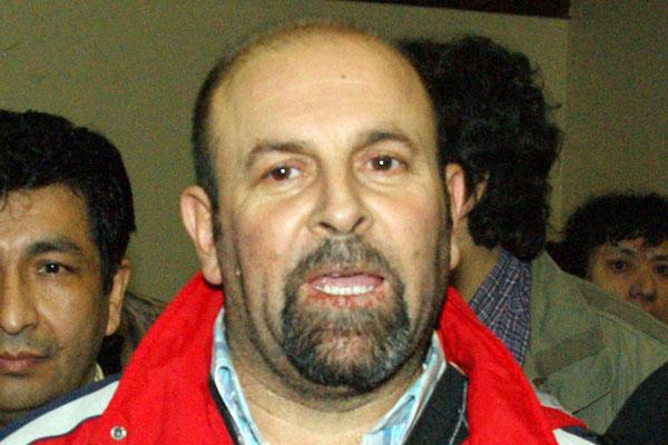 Secretario General de ATE Río Grande, Marcelo Córdoba.