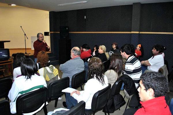 Los teatristas tendrán su congreso provincial en Río Grande.