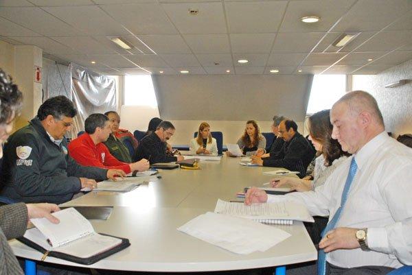 La reunión permitió avances en la norma a implementarse.