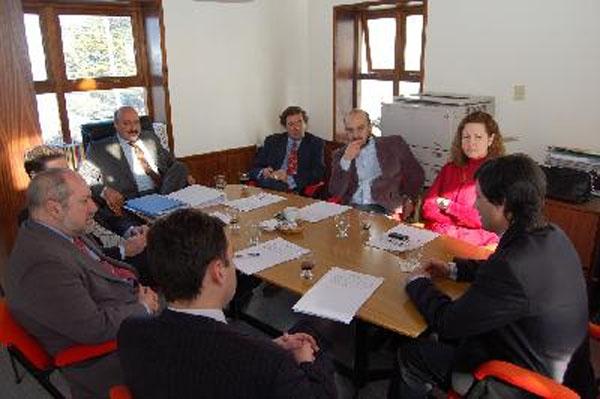 El Consejo de la Magistratura, conforme con el proceso de selección de jueces.