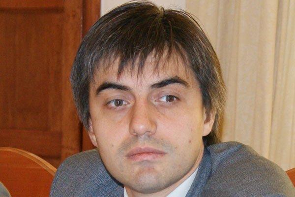 Secretario de Finanzas del Municipio de Río Grande, Paulino Rossi.