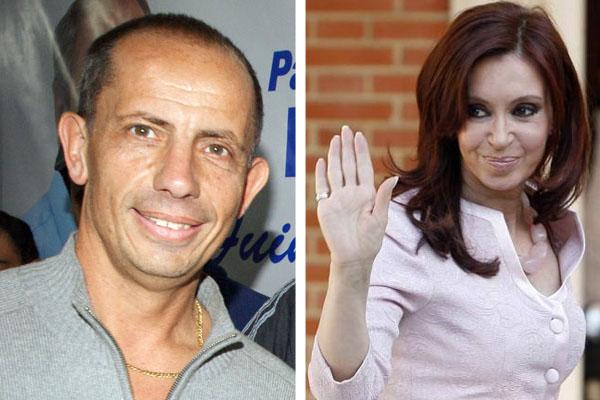 Rubén Sciutto podría sumar a Cristina Fernández como lista colectora.