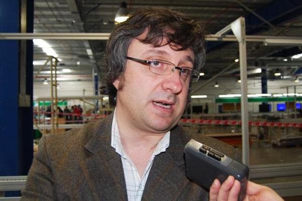 Secretario de Promoción Económica y Fiscal, Fabio Delamata.