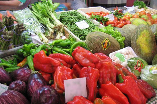 Fruta y verdura de buena calidad y a buen precio.