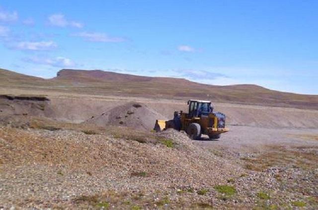 La UNTDF rechaza la extracción de áridos en la Reserva Costa Atlántica