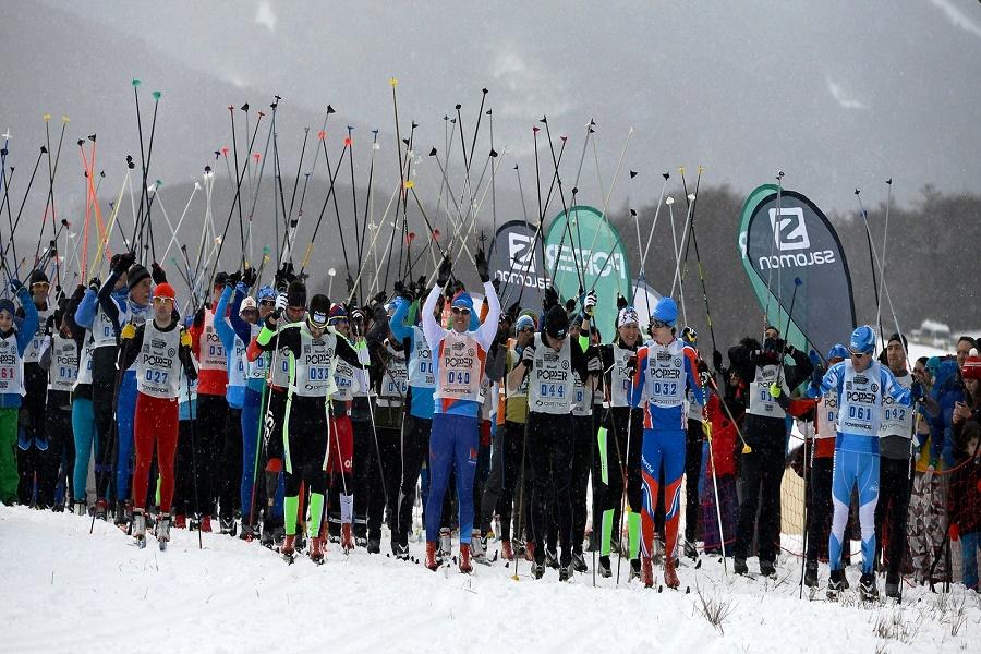 Marchablanca: La magia de todos los años, con 500 esquiadores