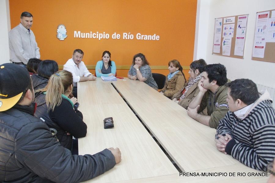 El municipio continúa con el apoyo financiero a emprendedores locales