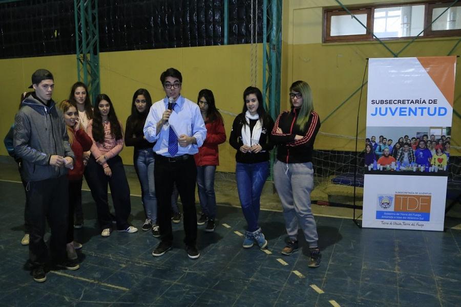 II Encuentro de Centros de Estudiantes y el Primer Encuentro del Parlamento Joven del Mercosur