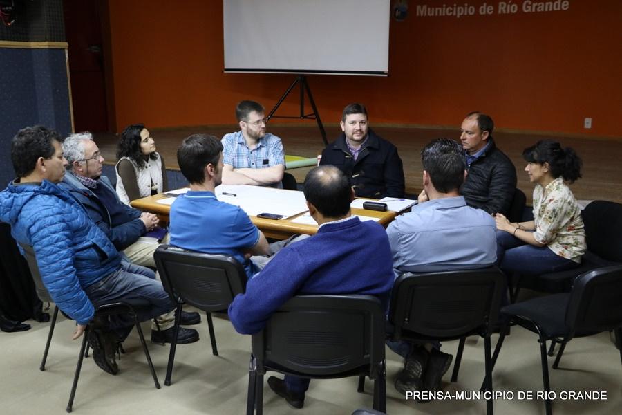 Distintas organizaciones participaron de las mesas de trabajo para definir la agenda Ambiental de la ciudad