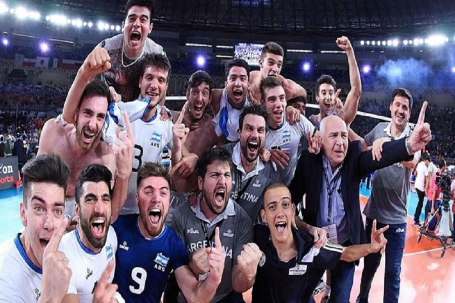Vóley: Argentina campeón del mundo Sub 23 en Egipto