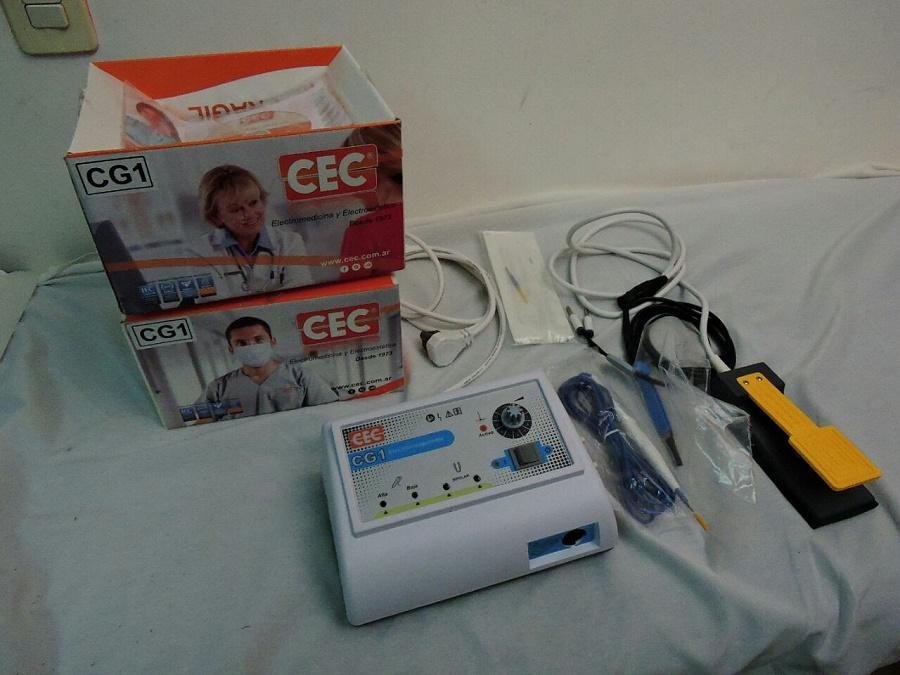 El Hospital Regional Río Grande cuenta con dos nuevos electros coaguladores